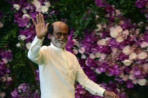 Willing to play any role in order to maintain peace in country: Rajinikanth