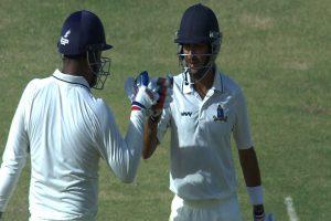 Ranji Trophy Final: Anustup Majumdar keeps Bengal in hunt, Saurashtra need four wickets