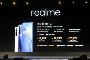 Realme 6, 6 Pro with 90Hz display, 30W fast-charge launched in India; Price, Spec and all details