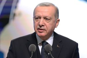 Thousands of migrants have crossed to EU from Turkey: President Erdogan