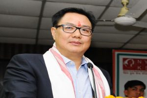 Dream to make India sports superpower: Rijiju in Rajya Sabha