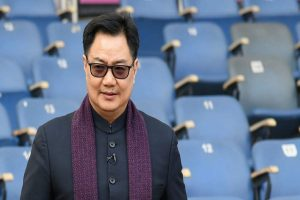 Can create excellence once we have sports culture: Union Sports Minister Kiren Rijiju