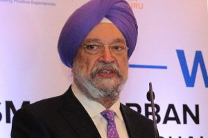 Domestic air traffic may drop by 15-20%, says Aviation Minister Hardeep Singh Puri