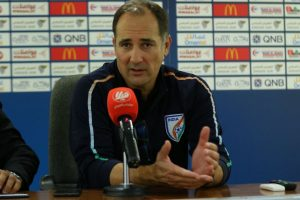 Igor Stimac conducts 'surprise' training session for Indian Arrows