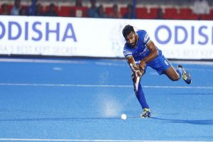 Solid backline a must to win hockey matches, says Surender