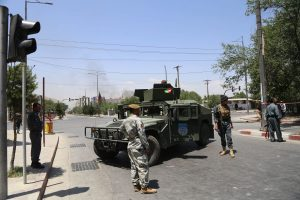 7 Afghan policemen killed in insider attack