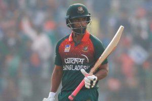 Tamim Iqbal named Bangladesh ODI skipper
