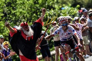 Too early to make decision on Tour de France: French minister