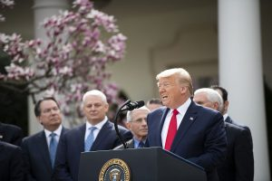 Trump announces 1 lakh ventilators in 100 days to help allies amid Coronavirus crisis