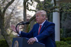 Peak death rate in US likely to hit in two weeks, says Trump; 1-2 lakh Coronavirus fatalities predicted