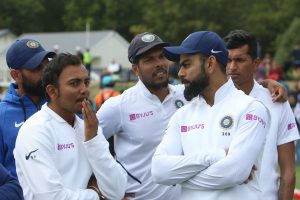 Will show them when they come to India: Kohli to teammates