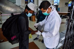 15,000 people from virus-hit cities tracked, quarantined in Nadia