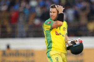 Would be surreal playing against India without crowd: David Warner