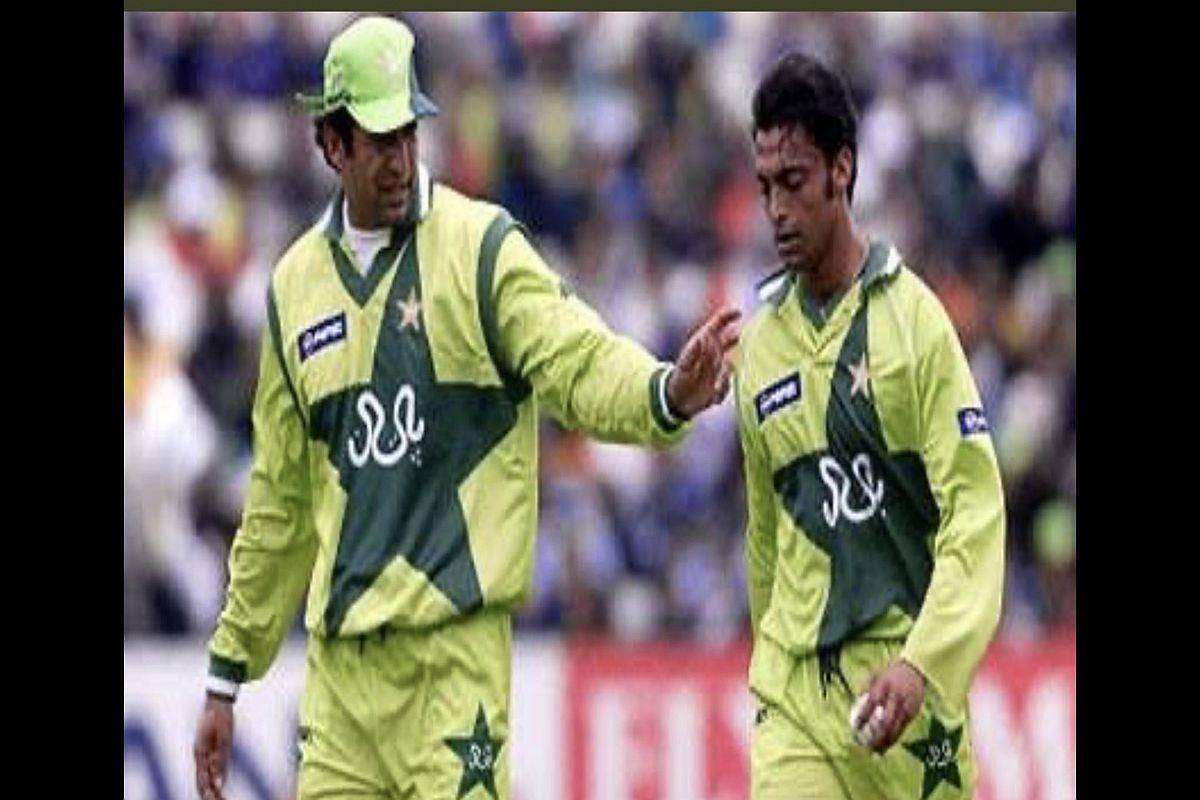 Wasim Akram, Shoaib Akhtar, Pakistan Cricket team