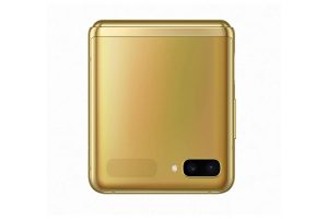 Samsung Galaxy Z Flip now available in mirror gold, available from March 20 in India