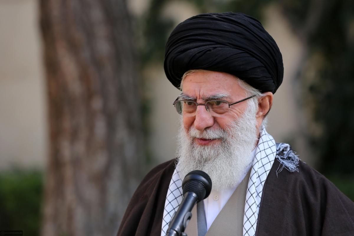 Ayatollah Ali Khamenei, Iran