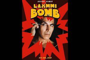 Akshay Kumar, Kiara Advani complete 'Laxmmi Bomb' shoot