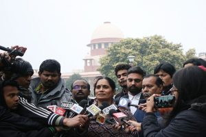 Whole nation has got justice today: Nirbhaya's mother