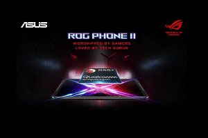 Asus ROG Phone II finally pushing for the latest Android 10 update