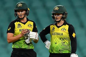 Women's T20 World Cup: Australia set South Africa target of 135 in 2nd semifinal