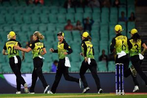 Women's T20 World Cup: Australia edge past South Africa to set-up title clash with India