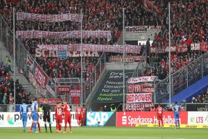 Bundesliga matches behind closed doors not 'ideal' but only option: German Football League CEO