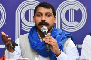 'Will march to India Gate, want answers from PM on Hathras': Bhim Army chief Chandrashekar Azad