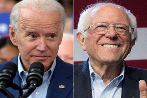 Biden vs Sanders