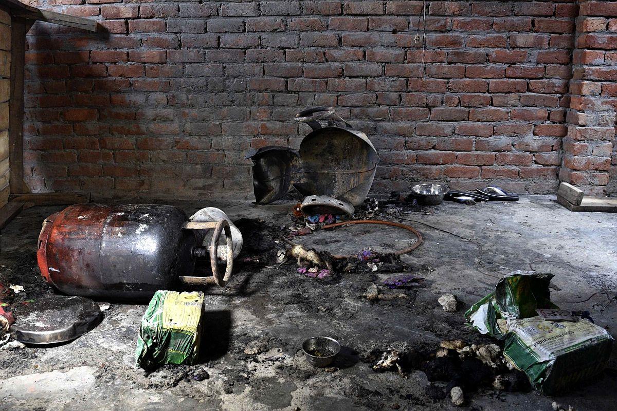 Jaipur cylinder blast