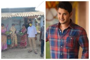 Coronavirus outbreak: Mahesh Babu and fans assemble to spread awareness on social media