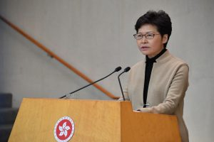 Coronavirus pandemic: Hong Kong leader Carrie Lam reiterates zero tolerance for quarantine breaches
