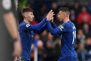 I'll keep him grounded: Mason Mount after Billy Gilmour's two back-to-back MOM performances