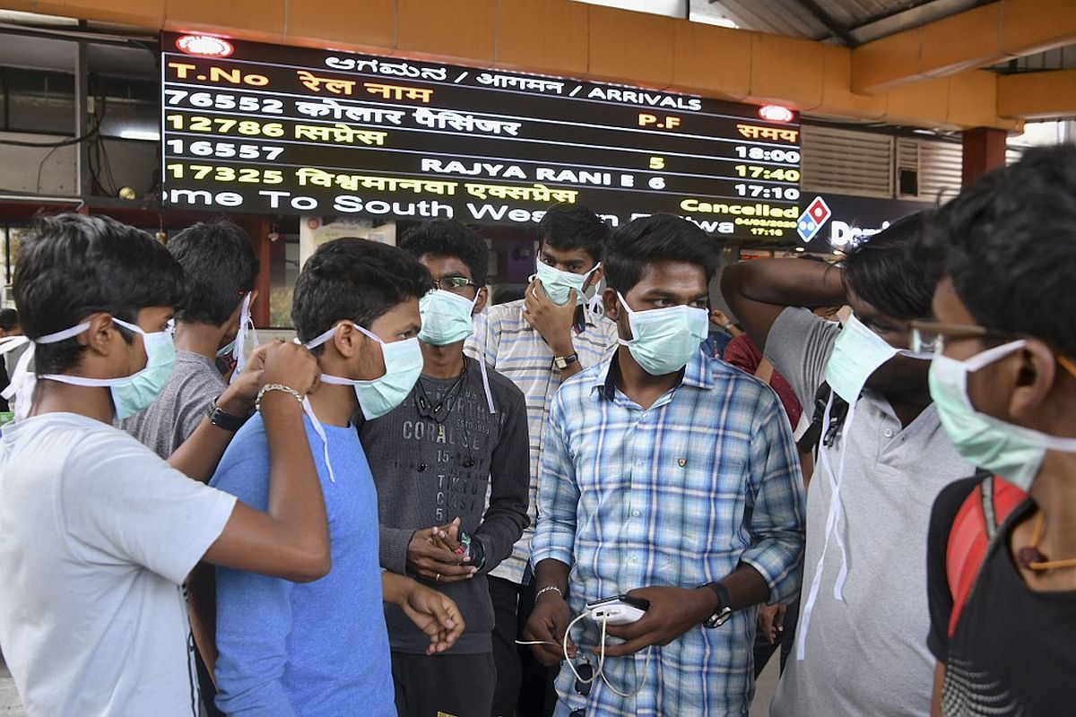 5 more people from Kerala test positive for coronavirus; under observation