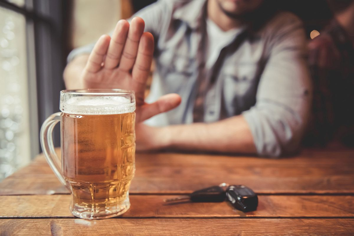 Drinking alcohol will not protect you from COVID-19
