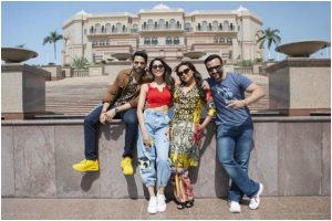 Bunty Aur Babli 2: And it's a wrap up of Abu Dhabi shooting schedule