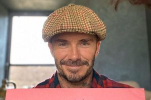 COVID-19: David Beckham appreciates frontline workers and 'brilliant' NHS