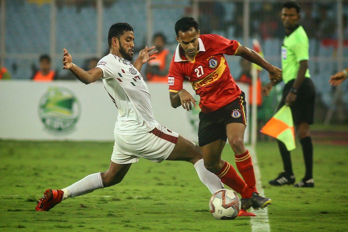 East Bengal, Mohun Bagan, India, COVID-19, I-League, Mario Riveira, Kibu Vicuna