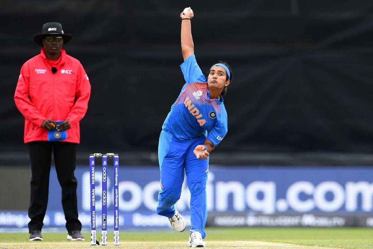 Shikha Pandey, ICC Women's T20 World Cup 2020, India Women's Cricket Team, Australia Women's Cricket Team,