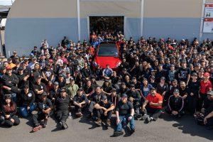 Tesla achieves milestone of producing one million cars
