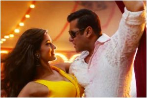 Radhe: 'Working with Salman sir is like dream come true', says Disha Patani