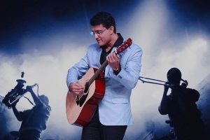 Guitarist Ganguly: BCCI chief Sourav Ganguly dons brand new avatar in Dadagiri
