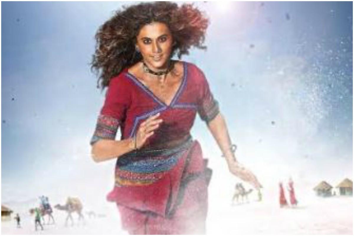 Haseen Dillruba, Akarsh Khurana, Taapsee Pannu, Rashmi Rocket