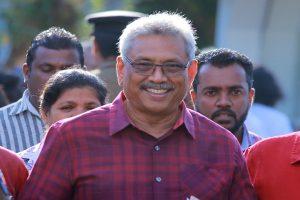 COVID-19: Sri Lanka Prez Gotabaya calls on citizens to halt travel, gatherings