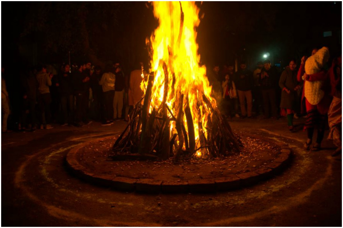 Holika Dahan: An important ritual that is performed with full fervour on choti Holi