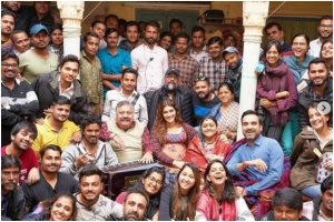 Mimi: And it's a wrap up of Kriti Sanon's next film
