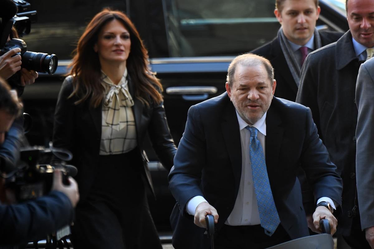 Weinstein Being Moved to Rikers Island Jail From Hospital