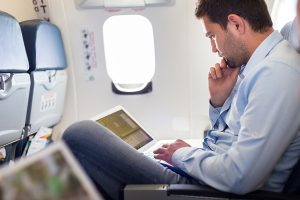Soon Indian flight passengers can enjoy onboard Wi-Fi services across country