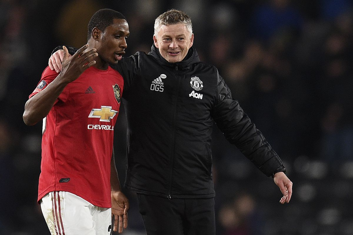 Chinese Club May Stop Ighalo, Demand £20m Man U
