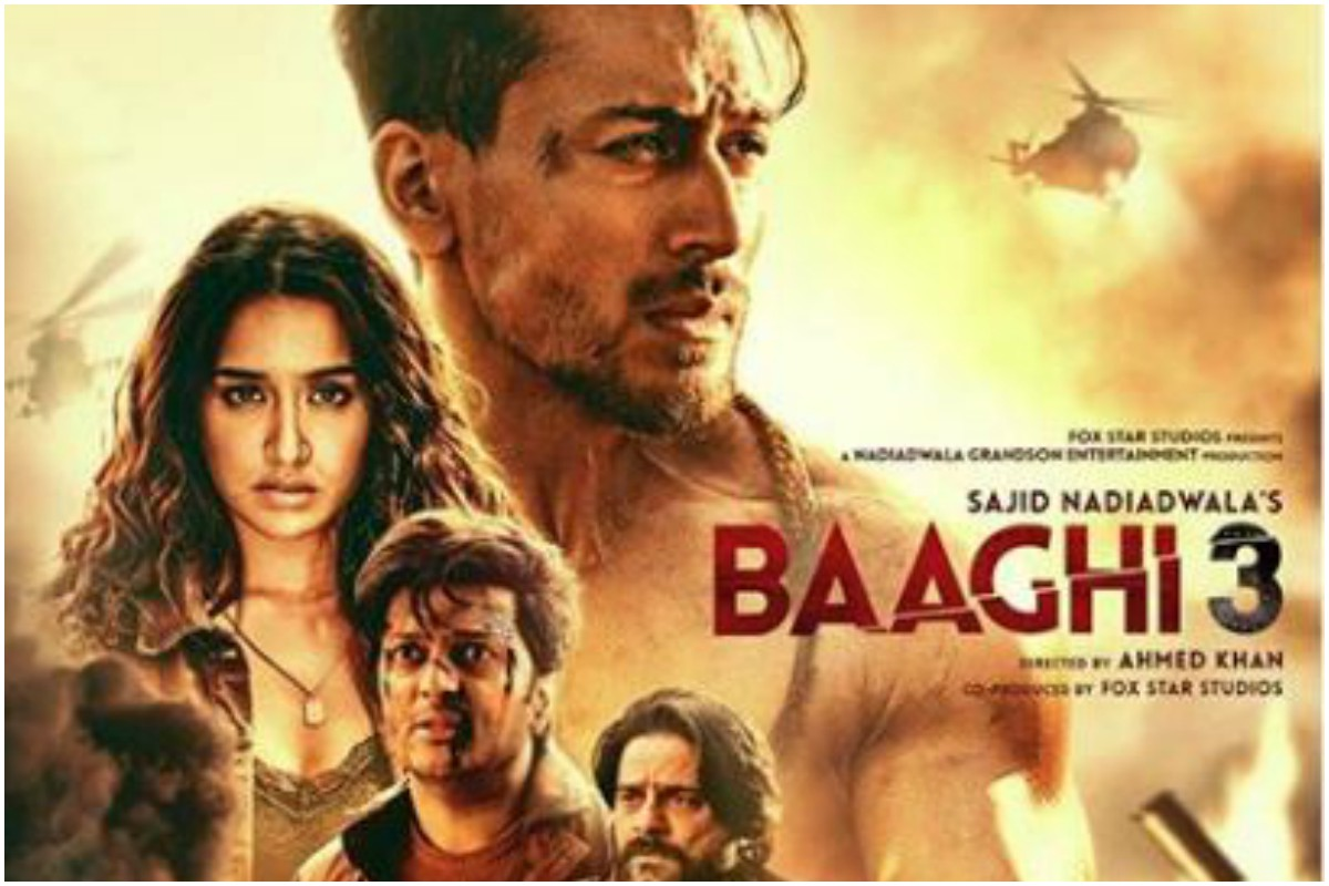 Baaghi 3 (2020) Hindi 1080p 720p 480p WEB-DL x264 AAC | Full Movie | Download | Watch Online |3GB | 1.2GB | 400Mb | [G-Drive]