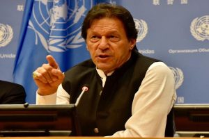 Pak PM Imran Khan calls for national unity to counter deadly COVID-19